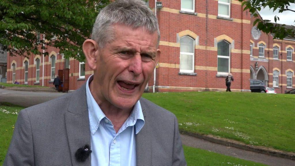 Former CEO Cork ETB Ted Owens